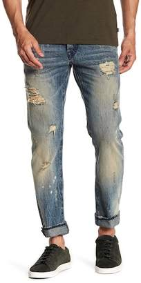 PRPS Demon Distressed Slim Fit Jeans