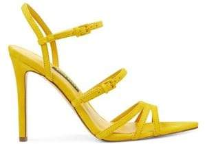 Nine West Trip 1 Strappy Stiletto Sandals