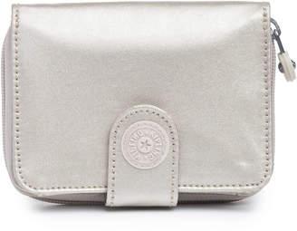 Kipling New Money Small Metallic Credit Card Wallet
