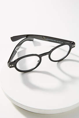 Anthropologie Elroy Circular Reading Glasses
