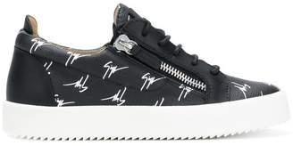 Giuseppe Zanotti Design Nicki signature sneakers
