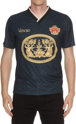 Versace Fan Polo Shirt