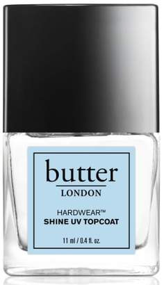 Butter London 'Hardwear(TM)' Shine UV Topcoat