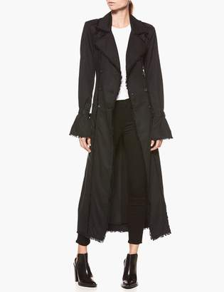 Paige Norma Coat - Midnight