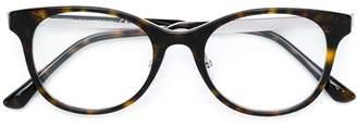 Jimmy Choo Eyewear tortoiseshell glasses