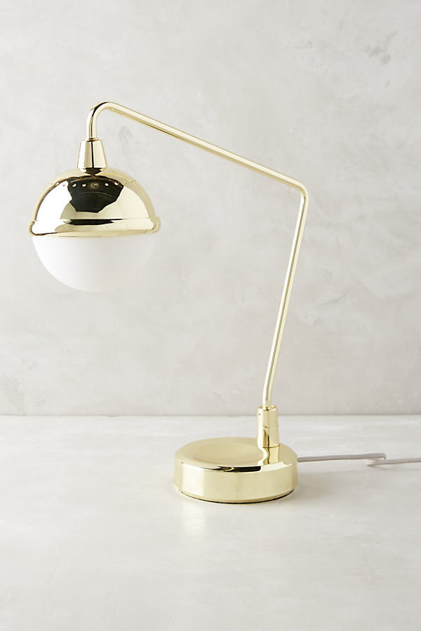 AnthropologieAnthropologie Anchored Orb Task Lamp