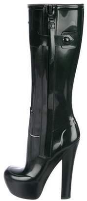 Louis Vuitton Knee-High Rainboots