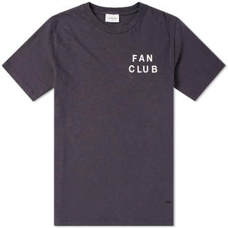 Wood Wood Perry Washed Fan Club Tee