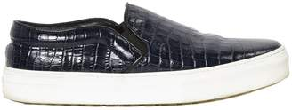 Celine Patent leather trainers