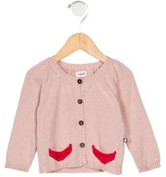 bfb0ae80d Girls Pocket Sweater Knit - ShopStyle