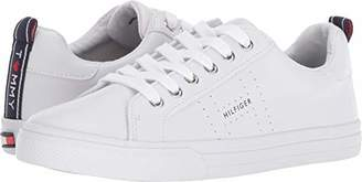 cd3e6882bb5582 Tommy Hilfiger White Women s Sneakers - ShopStyle