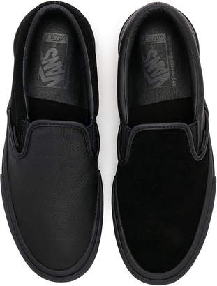 Vans x Engineered Garments Classic Slip On Leather
