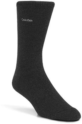 Calvin Klein Signature Flat Knit Socks