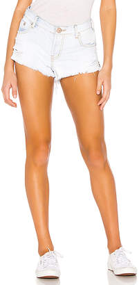 One Teaspoon Bonita Low Waist Short