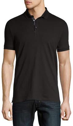 Jared Lang Knit Polo Shirt
