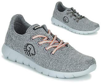 MERINO RUNNER men's Shoes (Trainers) in Grey