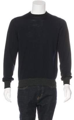 Lanvin Wool Crew Neck Sweater