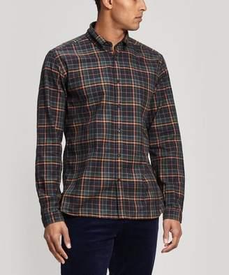 Aston Checked Cotton Shirt
