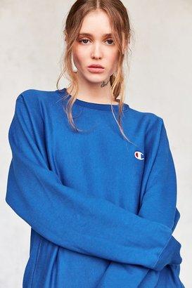 Champion Reverse Weave Pullover Sweatshirt $45 thestylecure.com