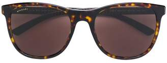Bulgari square frame sunglasses