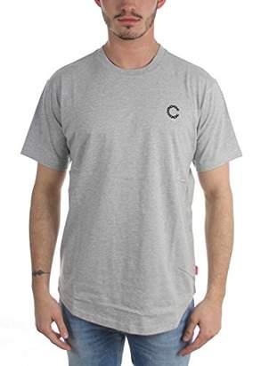 Crooks & Castles Men's Essential Chain C T-Shirt