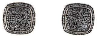 David Yurman Black Diamond Albion Earrings