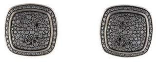 David Yurman Black Diamond Albion Earrings