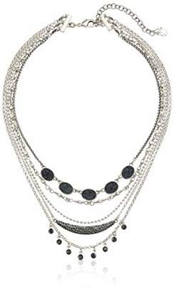 Lucky Brand Layer Choker Necklace