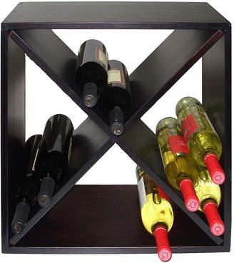 EPICUREANIST Diamond Bind Countertop Wine Rack