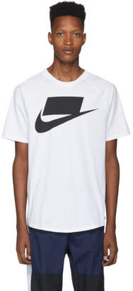 Nike White Sportswear T-Shirt