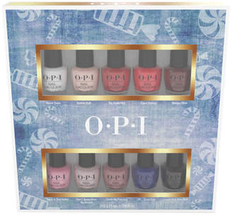 OPI The Nutcracker Mini 10 Pack Nail Lacquer