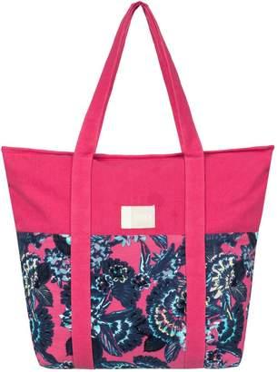 Roxy Folk Singer Beach Tote Bag