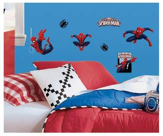 Spiderman RoomMates Ultimate Peel & Stick Wall Decals