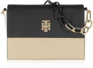 Tommy Hilfiger Th Saffiano Crossover Bag