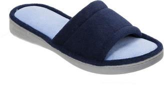 Dearfoams Terry Slip-On Slippers