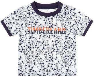 Timberland Baby Boys Short Sleeve T-Shirt