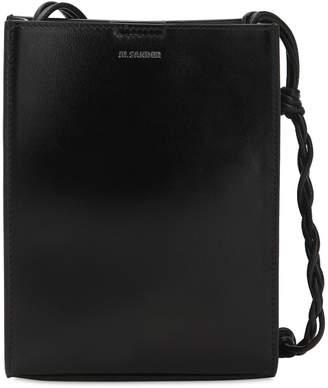 Jil Sander (ジル サンダー) - Jil Sander Small Tangle Leather Shoulder Bag