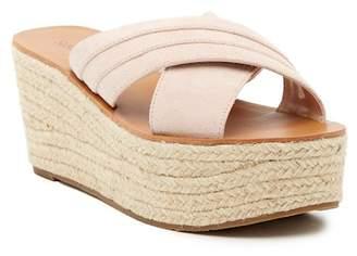 SUSINA Cala Patent Leather Sandal P2R9L