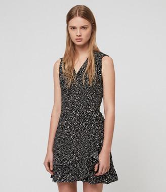 AllSaints Krystal Splash Dress