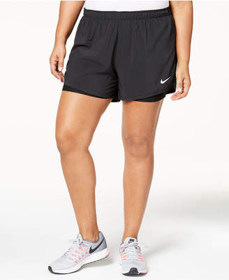 Nike Plus Size Flex 2-in-1 Shorts