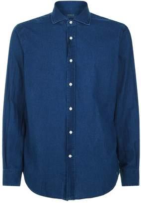 Polo Ralph Lauren Denim Long Sleeve Shirt