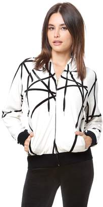 Juicy Couture Velour Ribbons Hoodie