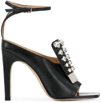 Sergio Rossi SR1 strappy sandals