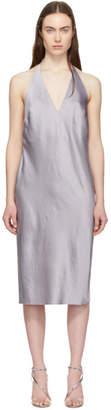 Alexander Wang Purple Wash and Go Dress