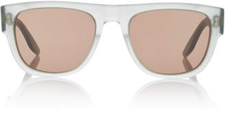 Barton Perreira Kahuna Matte Square Sunglasses