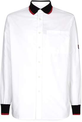 Burberry Cotton Oversized Oxford Shirt