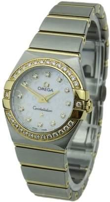 Omega Constellation Steel & Gold 123.25.24.60.55.010