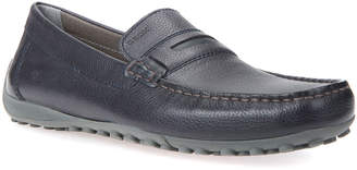 Geox Men's Leather Moccasin Drivers