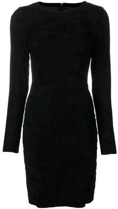 Drome perfectly fitted short dress