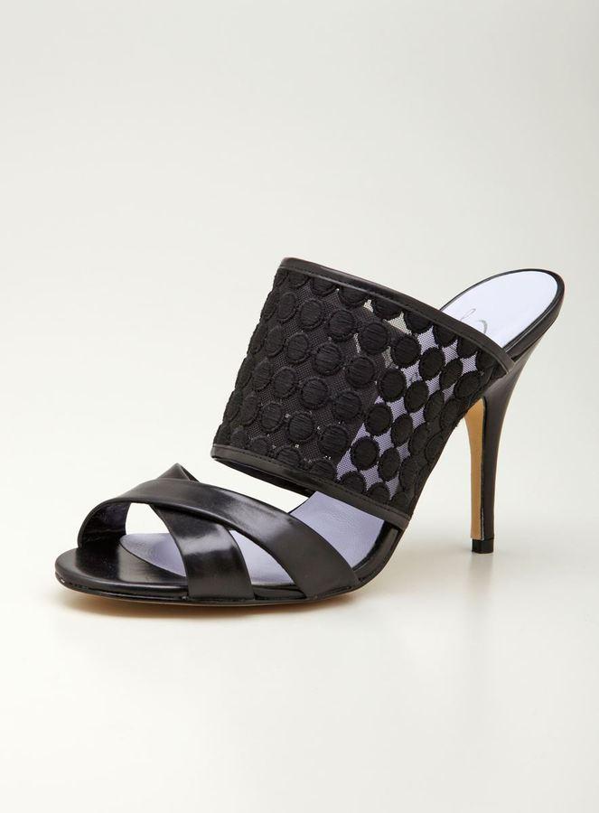 Delman Evitt High Heel Sandal